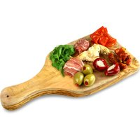 Olive Wood Serving Paddle 30cm - Wood Gifts