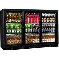 Rhino GreenSense Plus Oslo 1350S Glass Sliding Door Bottle Cooler