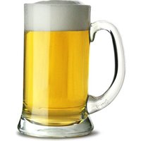 Click to view product details and reviews for Icon Half Pint Glass Tankards 10oz 280ml Pack Of 6.