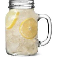 Mason Drinking Jar Glasses 20oz / 568ml (Case of 24)
