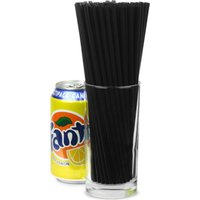 Click to view product details and reviews for Collins Straws 8inch Black 20 Boxes Of 1000.