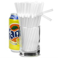 Click to view product details and reviews for Small Bendy Straws 55inch Clear Box Of 250.