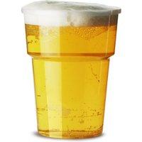 'Katerglass Plastic Half Pint Tumblers 12oz Lce At 10oz (pack Of 50)