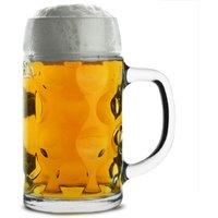 German Beer Stein 16oz / 500ml (Pack of 6)