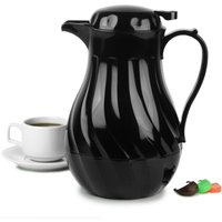 Click to view product details and reviews for Connoisserve Coffee Pot Black 64oz 2ltr Single.