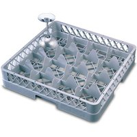 Click to view product details and reviews for 16 Compartment Glass Rack.