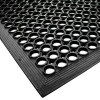 Click to view product details and reviews for Rubber Matting Roll Black 900mm X 1500mm X 14mm.