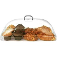 Polycarbonate Rectangular Cake Dome (Single) - Cake Gifts