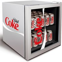 Diet Coke Mini Fridge - Coca Cola Gifts