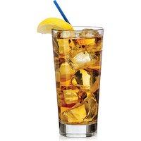 Endeavor Beverage Half Pint Glasses 12oz LCE at 10oz (Set of 4)