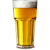 Elite Remedy Polycarbonate Pint Nucleated Tumblers CE 20oz / 568ml (Pack of 24)