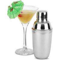 Stainless Steel Mini Cocktail Shaker 10oz (Single)