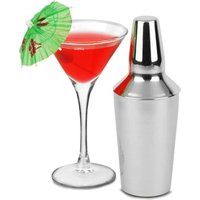 Click to view product details and reviews for Manhattan Mini Cocktail Shaker 10oz Case Of 72.