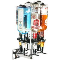 Click to view product details and reviews for Wall Fixed 6 Bottle Rotary Bracket And Measures.