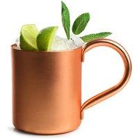 Urban Bar Moscow Mule Copper Mug 17.6oz / 500ml (Set of 4)