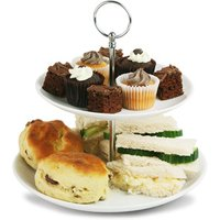 Dema Simplicity 2 Tier Cake Stand - Cake Gifts