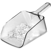 Plastic Ice Scoop Clear 64oz (Pack of 12)