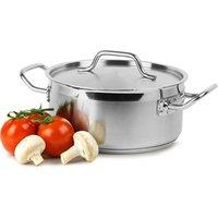 Genware Casserole Pot & Lid 5ltr
