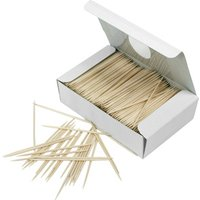 Wooden Cocktail Sticks (Pack of 1000) - Wooden Gifts