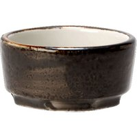 "Steelite Craft Taster Dip Pot Grey 2.5"" / 6.5cm (Set of 6)"