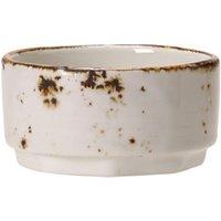 "Steelite Craft Taster Dip Pot White 2.5"" / 6.5cm (Set of 6) - Craft Gifts"
