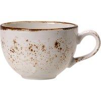 Steelite Craft Low Cup White 8oz / 230ml (Set of 6) - Craft Gifts