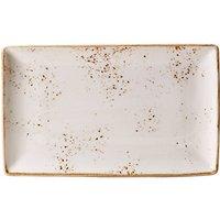 Steelite Craft Rectangular Platter White 27 x 16.75cm (Single)