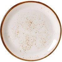 "Steelite Craft Coupe Plate White 9"" / 23cm (Single)"