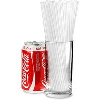 Collins Straws 8inch Clear (Box of 1000)