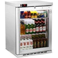 Osborne eCold 160ES Undercounter Bottle Cooler Stainless Steel