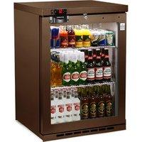 Osborne eCold 180ES Undercounter Bottle Cooler Brown