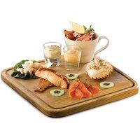 Art De Cuisine Rustic Oak Board Square 29cm (Case of 4)