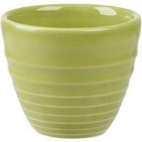 Churchill Bit on the Side Ripple Dip Pot Green 4oz / 110ml (Single)