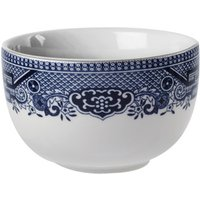 Churchill Vintage Print Blue Willow Georgian Sandringham Sugar Bowl (Pack of 12)