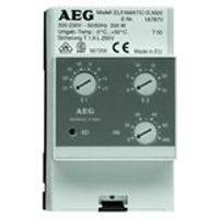 AEG Vorwärtssteuerung ELFAMATIC Displ 37-80% m.Fühler Mit Fühler WärmespHeiz