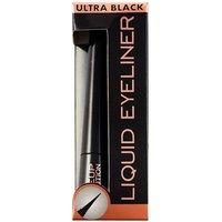 Delineador De Ojos Líquido Ultra Black