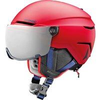 Veelzijdige helm de atomic savor visor jr is een zeer veelzijdige helm voor kinderen. de helm combineert ...