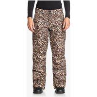 Hip en opvallend de dcshoecompany nonchalant pant is een hippe en opvallende snowboardbroek voor vrouwen. met ...
