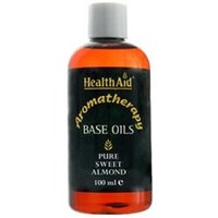 HealthAid Base Oil - Sweet Almond Oil 500ml