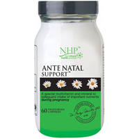 NHP Ante Natal Support Capsules 60s