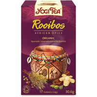 Yogi Tea Rooibos Organic 17 Teabags