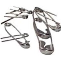 Fortuna Safety Pins Assorted Assorted
