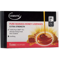 Comvita UMF 10+ Manuka Honey 16 Lozenges 16 lozenges