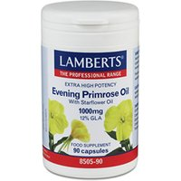 Lamberts Evening Primrose Oil with Starflower Oil 1000mg 90 Caps