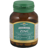 Natures Own Zinc / Copper 15mg 50 Tabs