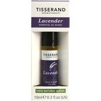 Tisserand Lavender Essential Oil Blend Roller Ball 10ml