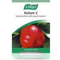 A.Vogel Nature-C Chewable Tablets 36 Tabs
