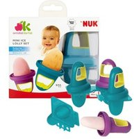 NUK Annabel Karmel Mini Ice Lolly Set (9m+) Pack of 4