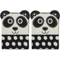 Aroma Home Click & Heat Gel Hand Warmers - Panda