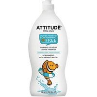 Attitude Little Ones Fragrance Free Washing Up Liquid 700ml